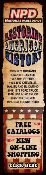 National Parts Depot Banner